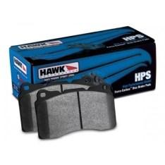 Hawk HPS Front & Rear Brake Pads - Subaru STI / Mitsubishi Evo / OEM Brembo Applications