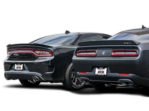 Dodge Challenger HELLCAT 2015-2018 Borla Exhaust ATAK