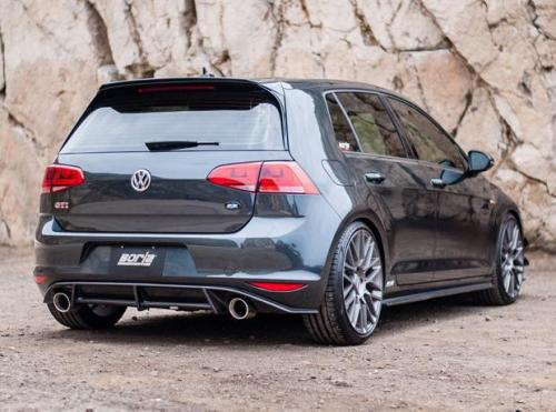 Borla S-Type Cat-Back exhaust system for VW GTI 2015-2017