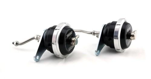 Turbosmart 08+ Nissan R35 GT-R 7 PSI Internal Twin Port Wastegate Kit