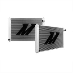 NISSAN 370Z PERFORMANCE ALUMINUM RADIATOR, 2009+