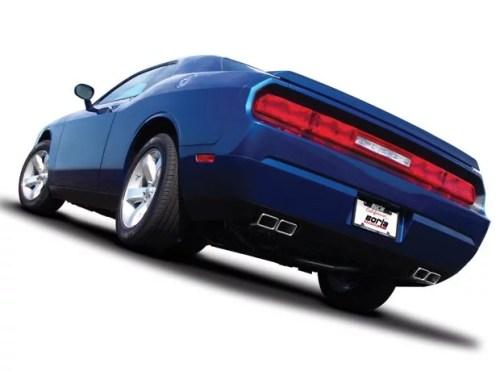 Borla ATAK®Cat-Back™ Exhaust Dodge Challenger SRT-8 2011-2014