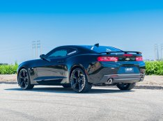 "Borla ATAK® Cat-Back™ Exhaust 3"" W/ Single Tips Chevrolet Camaro SS 2016-2018"