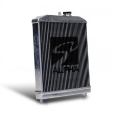 Skunk2 349-05-2000 Alpha Series 92-00 Honda Civic Radiator (Half Size) (Dual Core) (Manual Trans.)