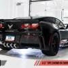Awe Tuning 3020-42071 13-19 Chevy Corvette C7 Stingray/Grand Sport Track Valve-Back Exhaust w/Chrome Tips