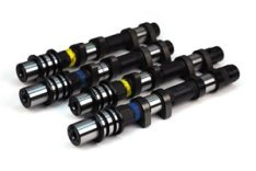 Brian Crower Stage 2 272 Camshafts Dual AVCS Subaru STI 2008+