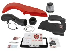 Takeda TA-4305B-1D Attack Stage-2 Pro Cold Air Intake System w/Pro DRY S Filter WRX 2015-2019