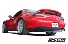 GREDDY 10148402 RS-RACE EXHAUST SYSTEM 1993–1996 MAZDA RX7