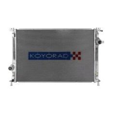 Koyo VH322787N Aluminum Racing Radiator Ford Focus ST 2013-2017
