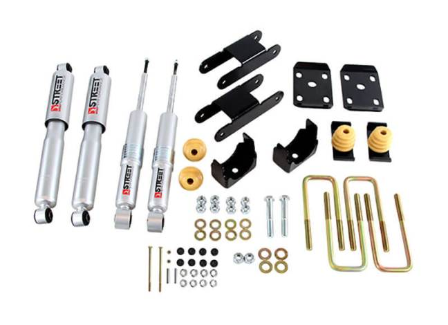 Belltech Lowering Kit for Colorado and Canyon