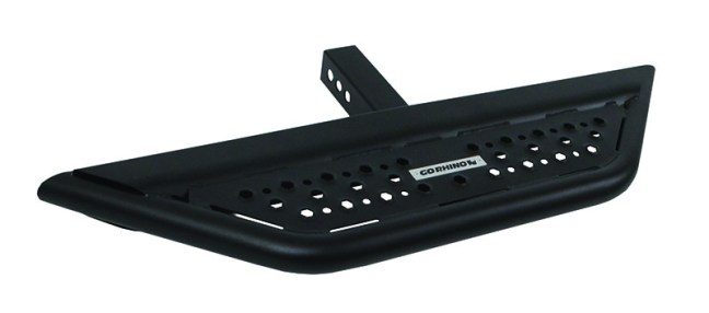 Go Rhino: Dominator D6 Side Steps Available and Shipping
