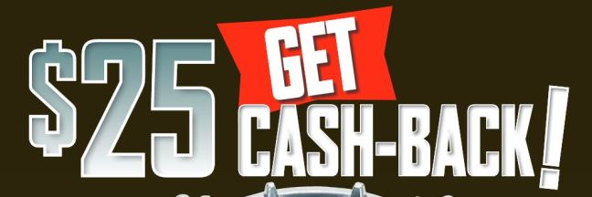 Edelbrock 25 Dollar Rebate on AVS2 Carb