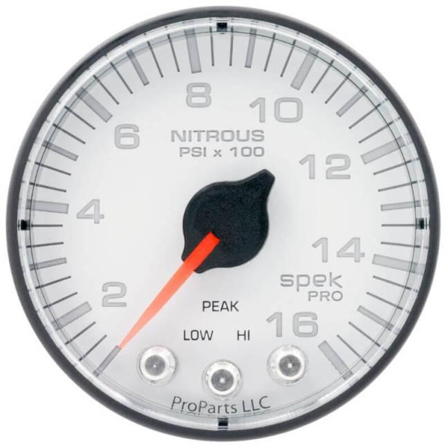 AutoMeter: New Spek-Pro Gauges