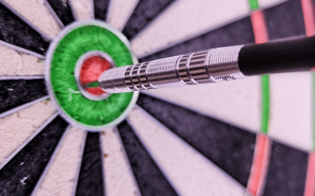 Relentless Performance Darts Review by Barry Gribben