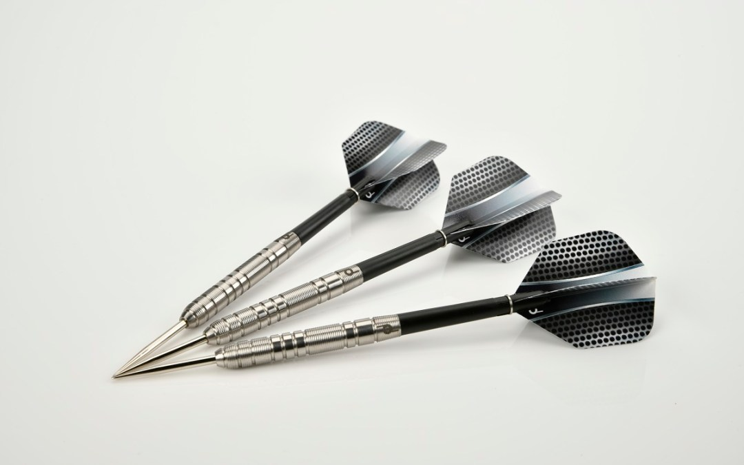 Meet Relentless Darts Designer Jon Hayllor!