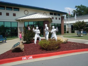 American Taekwondo Associations Headquarters (outside), Little Rock, AR