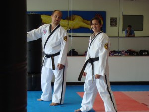 After a year off former ATA World Champion Mary Beth Leon (Crouso), 4th Degree Black Belt, returns to ATA Valdosta