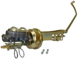 194954 Chevy Belair, Fleetline Car Power Brake Conversion