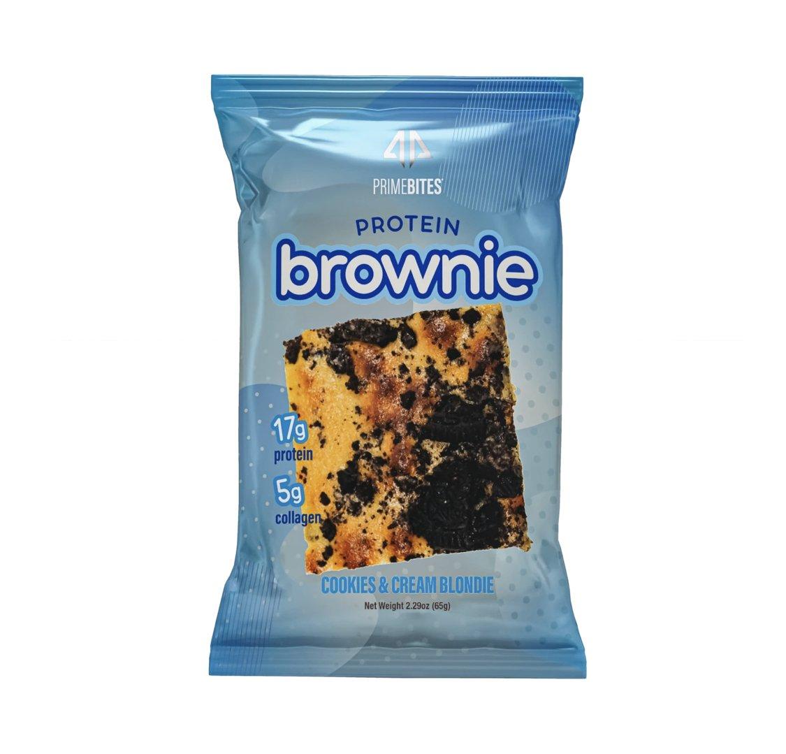 AP PRIME BITES PROTEIN BROWNIE