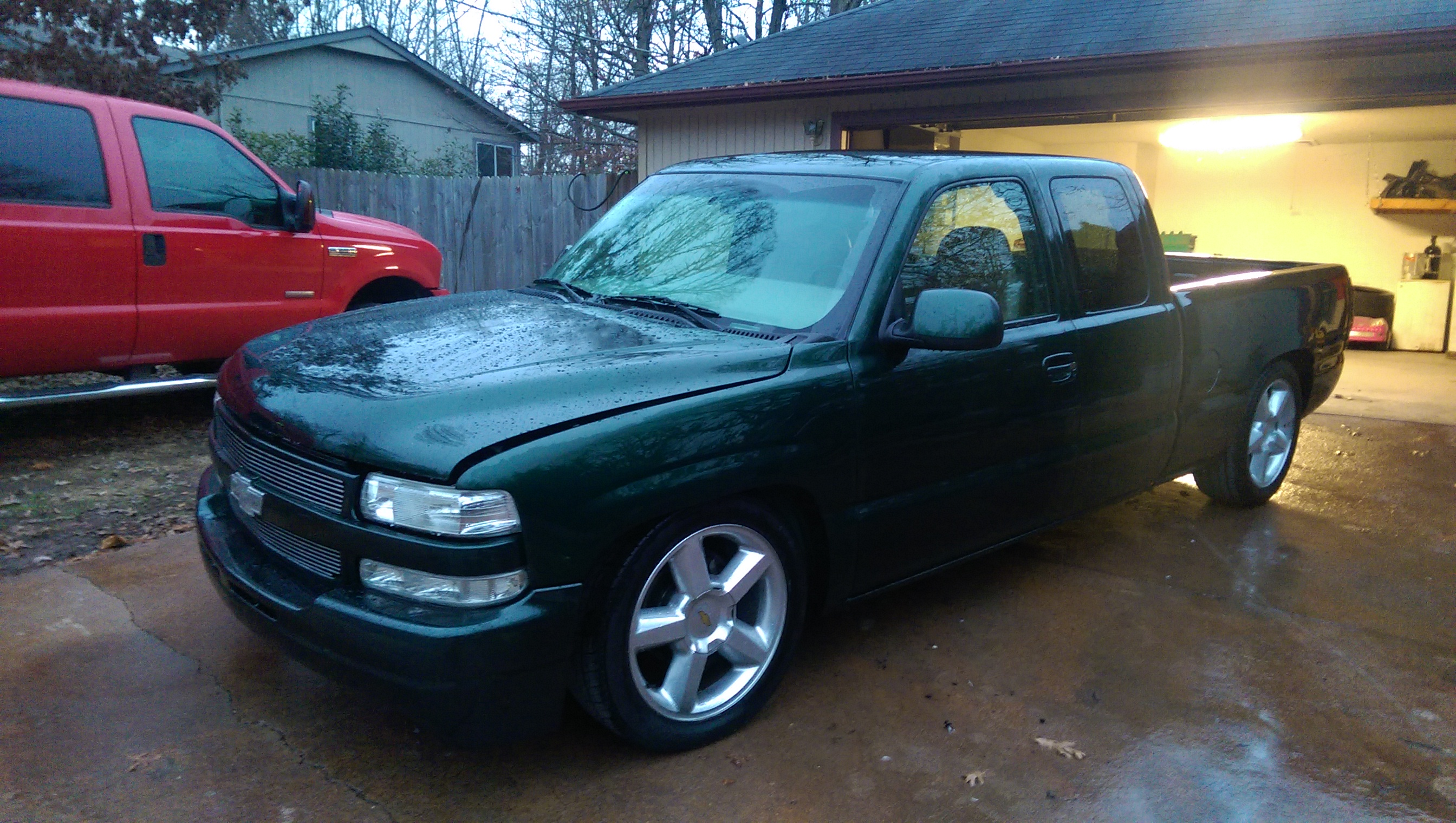 Wts Wtt2001 Chevy Silverado Extended Cab 2wd 5 3 T56 6