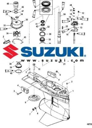 Suzuki Outboard Parts   Diagrams   Catalog   Lookup   PerfProTech
