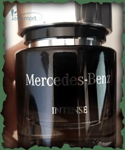 Perfumart - post recebimento Mercedes-Benz Intense