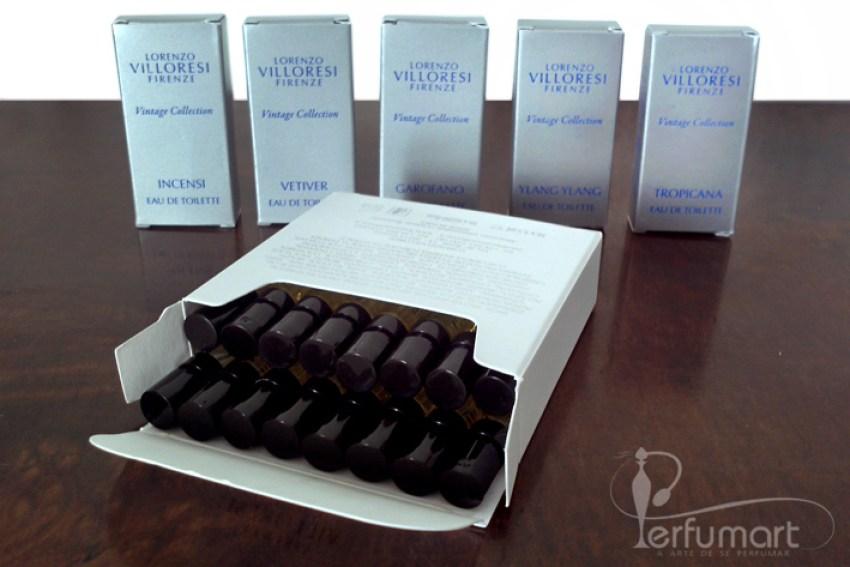 Perfumart - post recebimento Lorenzo Villoresi 1