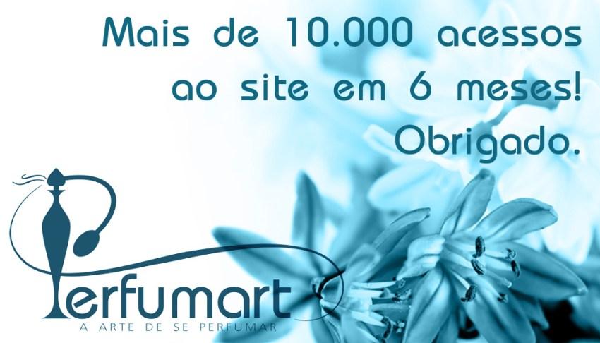 Perfumart - post 10 mil acessos