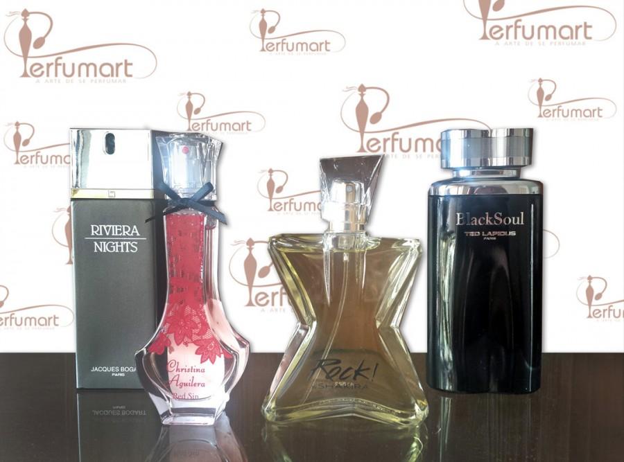 Perfumart - Post material Época jan - 2015