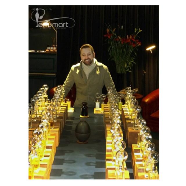 Perfumart - Conhecendo a Fueguia ft.2