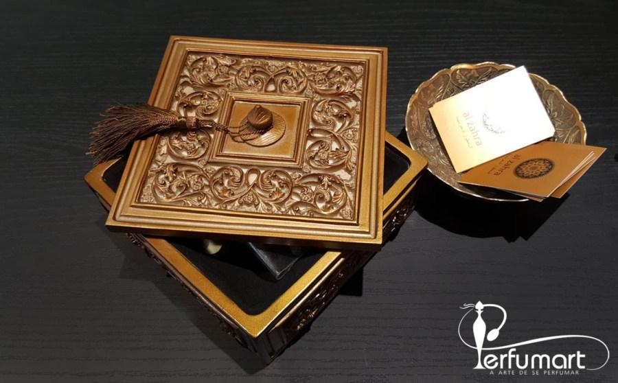 Perfumart - Post Al Zahra Caixa
