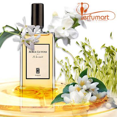 Perfumart - resenha do perfume A La Nuit