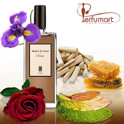 Perfumart - resenha do perfume Chergui