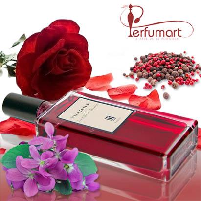 Perfumart - resenha do perfume La Fille de Berlin