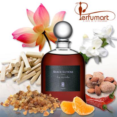 Perfumart - resenha do perfume La Myrrhe