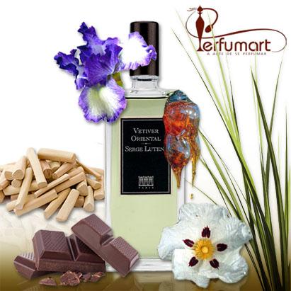 Perfumart - resenha do perfume Vetiver Oriental