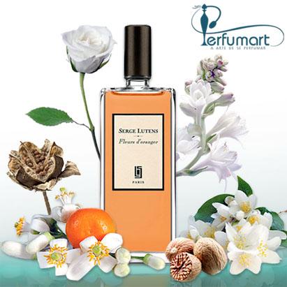 Perfumart - resenha do perfume Fleurs d'Oranger
