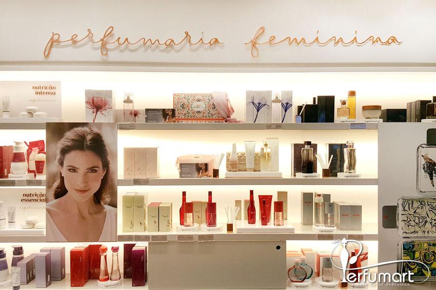 Perfumart - Nova loja Natura perfumaria