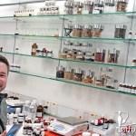 Perfumart - evento Ekos Flor do Luar (no Laboratório)