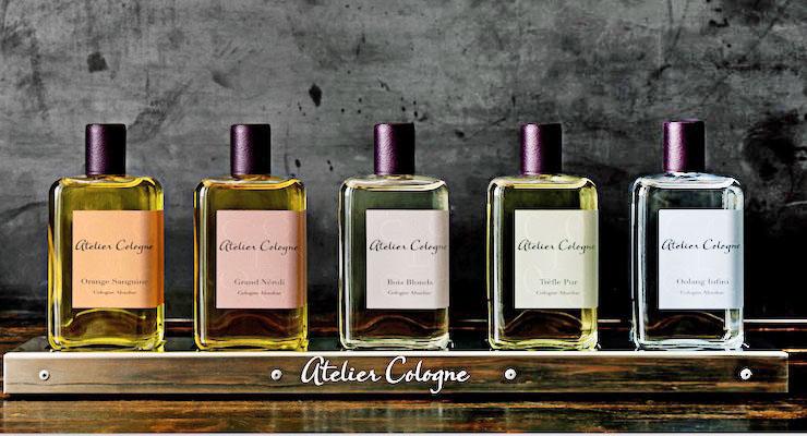 Perfumart - post L'Oréal compra Atelier Cologne