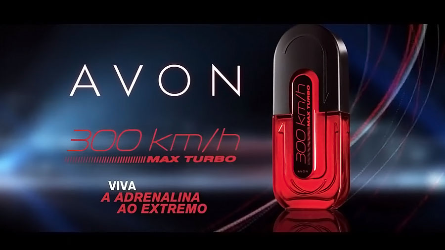 Perfumart - post Avon 300km/h Max Turbo