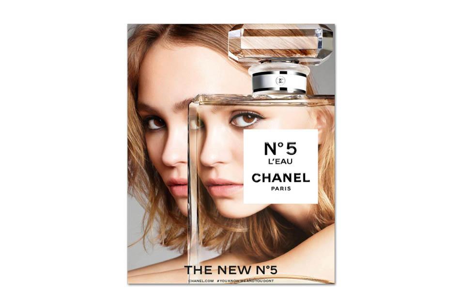 Perfumart - Post Chanel N5 L'eau campanha