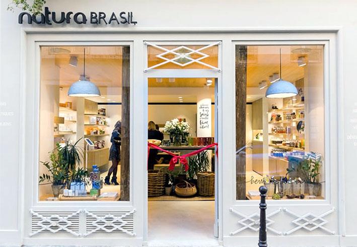 Perfumart - post Natura encerra venda na França