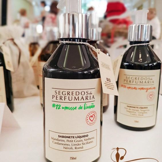 Perfumart - post Segredos de Perfumaria sabonete