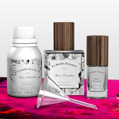 Perfumart - resenha do perfume Rose trocadéro
