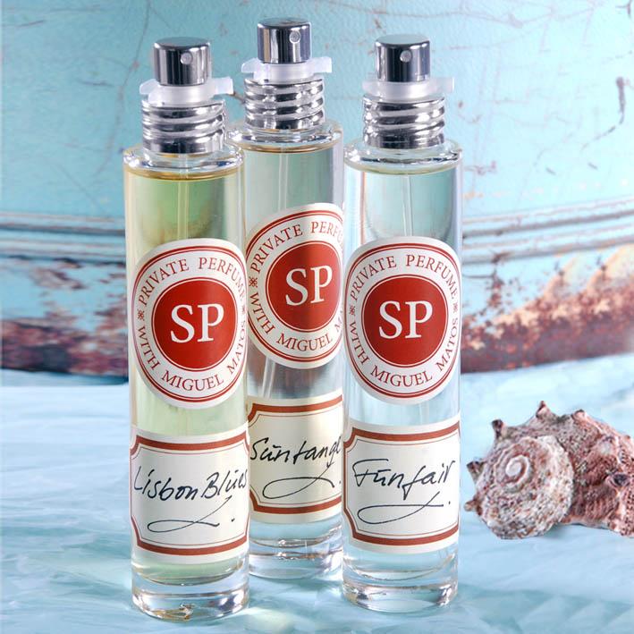 Perfumart - post perfumes Miguel Matos