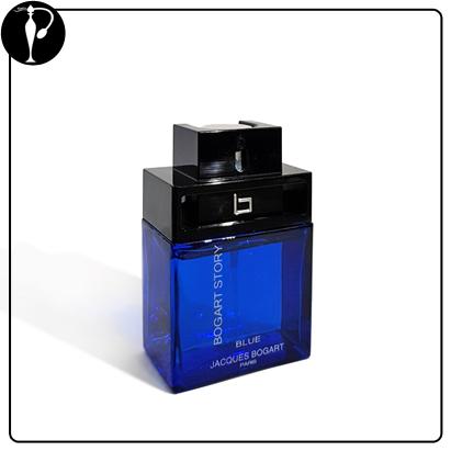 Perfumart - resenha do perfume Bogart - story blue