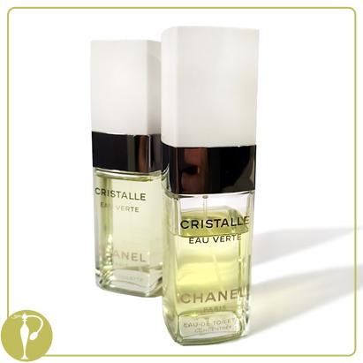 Perfumart - resenha do perfume Chanel Cristalle Eau Verte