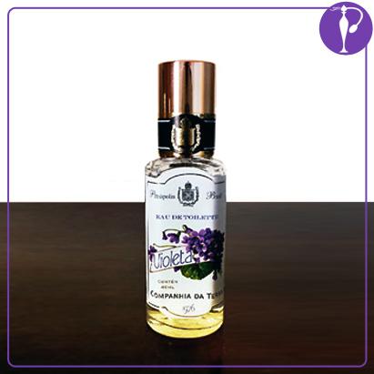 Perfumart - resenha do perfume Cia. Terra - Violeta