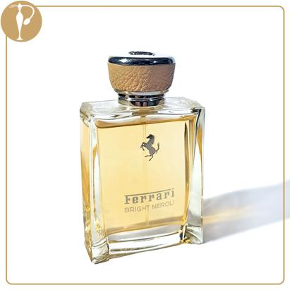 Perfumart - resenha do perfume Ferrari - Les Eaux Bright Neroli